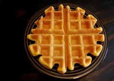 Pumpkin Waffle Recipe (Vegan)