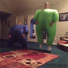 Baile hipnotico, tienes que verlo