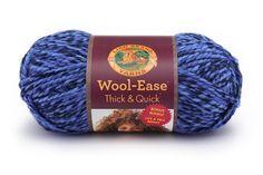 Lion Brand® Wool-Ease® Thick & Quick® Yarn Bonus Bundle in Acai Baby Beanie Crochet Pattern, Crochet Baby Booties, Crochet Blanket Patterns, Baby Blanket Crochet, Crochet Hats, Crochet Tools, Crochet Headbands, Scarf Crochet, Knit Cowl