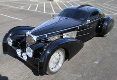Visit The MACHINE Shop Café... ❤ Best of Classic @ MACHINE ❤ (1939 Bugatti Type 57SC Atlantic)