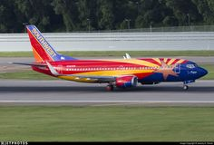 Photo of N383SW - Boeing 737-3H4 - Southwest Airlines