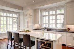 New Build - Contemporary - Kitchen - Toronto - Davenport Kitchens
