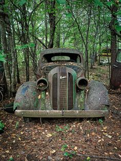 Rusty Car. Old Car City, in Georgia. Photo by kong1933. Source Flickr.com