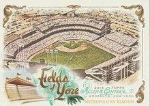 2014 Topps Allen Ginter Baseball Fields of Yore #FOY-04 Metropolitan Stadium