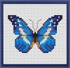 Brilliant Cross Stitch Embroidery Tips Ideas. Mesmerizing Cross Stitch Embroidery Tips Ideas. Funny Cross Stitch Patterns, Cross Stitch Charts, Cross Stitch Designs, Beaded Embroidery, Cross Stitch Embroidery, Hand Embroidery, Beading Patterns, Embroidery Patterns, Butterfly Cross Stitch