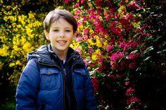 Prince Henrik of Denmark celebrates 6th birthday!