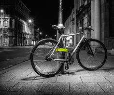 Litelok: composite lightweight bike-lock. Extensible and compact.