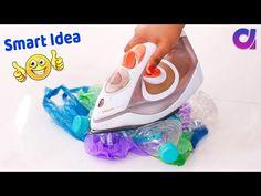 Plastic bottle craft idea | best out of waste | plastic bottle reuse idea | Artkala 357 - YouTube