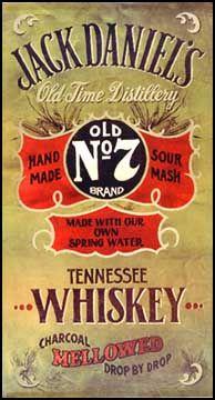 JACK DANIEL'S... My dads favorite drink. Vintage Labels, Vintage Signs, Vintage Ads, Vintage Posters, Bebidas Jack Daniels, Jack Daniels Bourbon, Pin Ups Vintage, Uncle Jack, Old Signs
