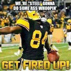 steelergalfan4life 🖤💛 - Get Fired Up 🔥