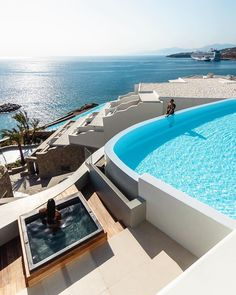 "Fancy the vlt. best hotel in Greece? Off to the ""Cavo . beste Hotel in Griechenland? Fancy the vlt. best hotel in Greece? Off to the ""Cavo Tagoo Mykonos""! Bahamas Honeymoon, Greece Honeymoon, Hotel Grecia, Best Hotels In Greece, Cavo Tagoo Mykonos, Zakynthos, Ferrari, Destinations, Beste Hotels"