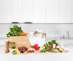 MissFresh is a Canadian company that strives to help people lead a healthier lifestyle by making eating healthy at home easy and accessible to everyone.