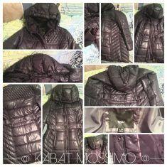 Značkový zimní kabát Mossimo