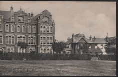 Postcard - View of Convent of the Sacred Hearts, Weymouth, Dorset. Unposted.