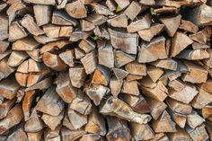 Stack of wood Photos Winter heating by ChristianTh¨¹r Photography Photo On Wood, Nature Photos, Firewood, Stock Photos, Creative, Illustration, Pictures, Crafts, Photography