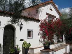 SPANISH COLONIAL Home Architecture and Design | Willo Neighborhood Historic Remodel