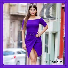 Set your own trend.  #fashion #trend #casual #classy #supriseyourcustomernow #fimkastore One Shoulder