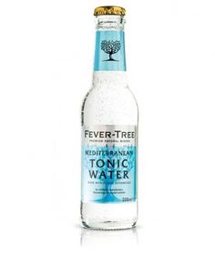 Skip the measuring and the muddling. If you want a shortcut to happy hour—or the tastiest cola for your Cuba libre—try these just-add-alcohol mixes and sodas. Tonic Water, Gin And Tonic, Fun Cocktails, Fun Drinks, Beverages, Drink Bottles, Vodka Bottle, Water Bottle, Fever Tree Mediterranean