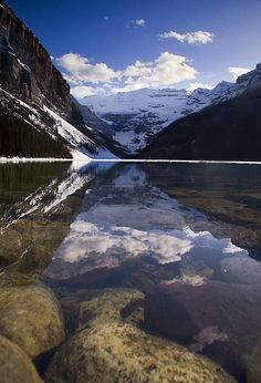 Lake Louise - Banff National Park - Alberta, Canada