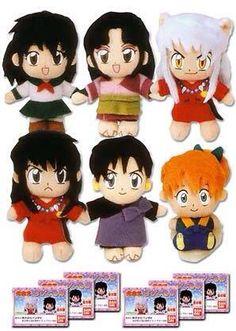 Inuyasha, Felt Dolls, Plush Dolls, Anime Diys, Plushies, Manga Anime, Chibi, Naruto, Kawaii