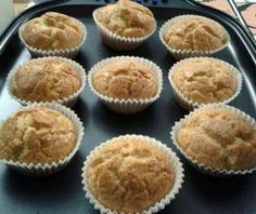 Dulce Diabetico: Magdalenas Biscuit Cake, Pan Dulce, Sin Gluten, Diabetic Recipes, Stevia, Sugar Free, Kos, Biscuits, Muffins