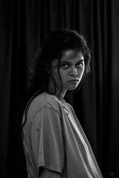 """It can be hard for people who don't live with mental illness to understand the terrifying nuances that come with the disorders. That's why 21-year-old Dutch photographer Laura Hospes published a series of stunning self-portraits that expose her experience with mental illness has been like. Named """"UCP-UMCG"""" after the  hospital,  the photos show Hospes as she receives treatment for anxiety, depression and disordered eating. The images beautifully expose her daily life and struggle."""