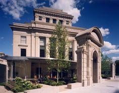 Ann Beha Architects - Mary Baker Eddy Library