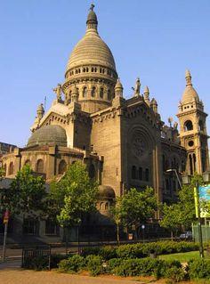 Iglesia de Los Sacramentinos, Santiago - Chile