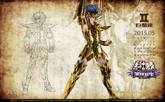 Saint Seiya - Mascara da Morte by SONICX2011 on DeviantArt
