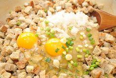Nejlepší recepty na velikonoční nádivku   Prima nápady Grains, Rice, Eggs, Breakfast, Food, Morning Coffee, Essen, Egg, Meals