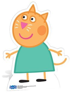 peppa pig birthday large cut outs | Candy_Cat_cutout_buy_Peppa_Pig_Cutouts_now_at_starstills__25149__93461 ...