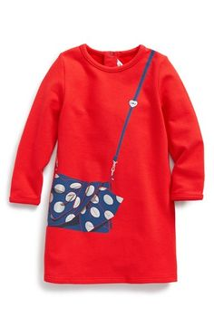 2249ab97c596 LITTLE MARC JACOBS Fleece Dress (Baby Girls) available at  Nordstrom  Princes Dress
