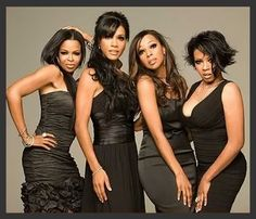 En Vogue-The group has won more MTV Video Music Awards than any other female group in MTV history, a total of seven, along with four Soul Train Awards, six American Music Awards, and seven Grammy nominations. According to Billboard Magazine they were the 18th most successful act of the 1990s, and one of the most popular and successful female groups of all time.