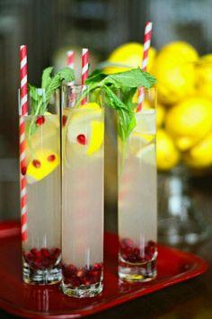 Christmas Lemonade Idea