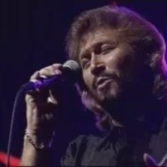 Barry Gibb............................ Words