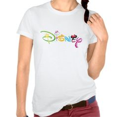 Disney Logo 3 Shirt