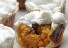 Testado e aprovado: os cupcakes de batata-doce são realmente uma delícia, e com a vantagem de ter as propriedades saudáveis da batata-doce. Veja a receita!