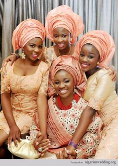 Stunning Ore-Iyawo Styles For Engagement & Wedding | Nigerian Wedding