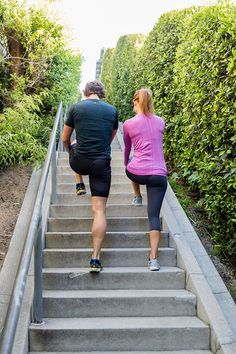 Shape Up: Spice Up Your Summer Stairs Workout | Lauren Conrad | Bloglovin'