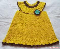 Всем приветик. Второй раз я попала к Юле http://maxi.stranamam.ru/ на тестирование замечательного платья *Кружевное облачко* чему я очень рада. Вязалось легко и с удовольствием.