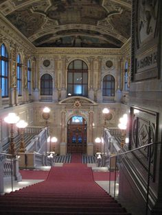 im Burgtheater