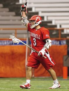 Cornell lacrosse star Rob Pannell, ESPY Nominee for Best Collegiate Athlete, talks about the frustrating injury that has him on the sidelines for his senior season.