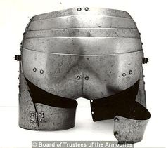 Henry viii arse armour
