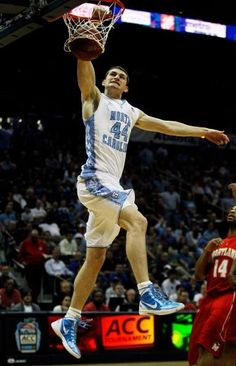 North Carolina center Tyler Zeller participated in a pre-draft group workout for the Sacramento Kings. He's projected to be the second center taken in the NBA Draft.