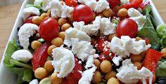 salata Cobb Salad, Eat, Food, Essen, Meals, Yemek, Eten