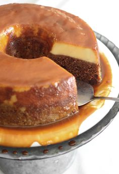 Sprinkle Bakes: Magic Flan Cake