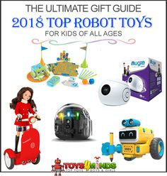 top robot toys 2018 is here looking for the best robot toys 2018 read our reviews to find out which robot toys we think make the best christmas gifts 2018