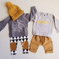 Hubble and Duke - Australian baby brand