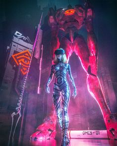 """Neon Dystopia"": The Superb Cyberpunk Digital Art By Jonathan Plesel - Art Cyberpunk 2077, Cyberpunk Kunst, Cyberpunk Girl, Character Concept, Character Art, Concept Art, Arte Steampunk, New Retro Wave, Cyberpunk Aesthetic"