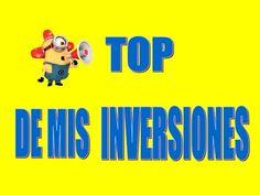 TOP DE MIS INVERSIONES 06/03/2017 #Forex